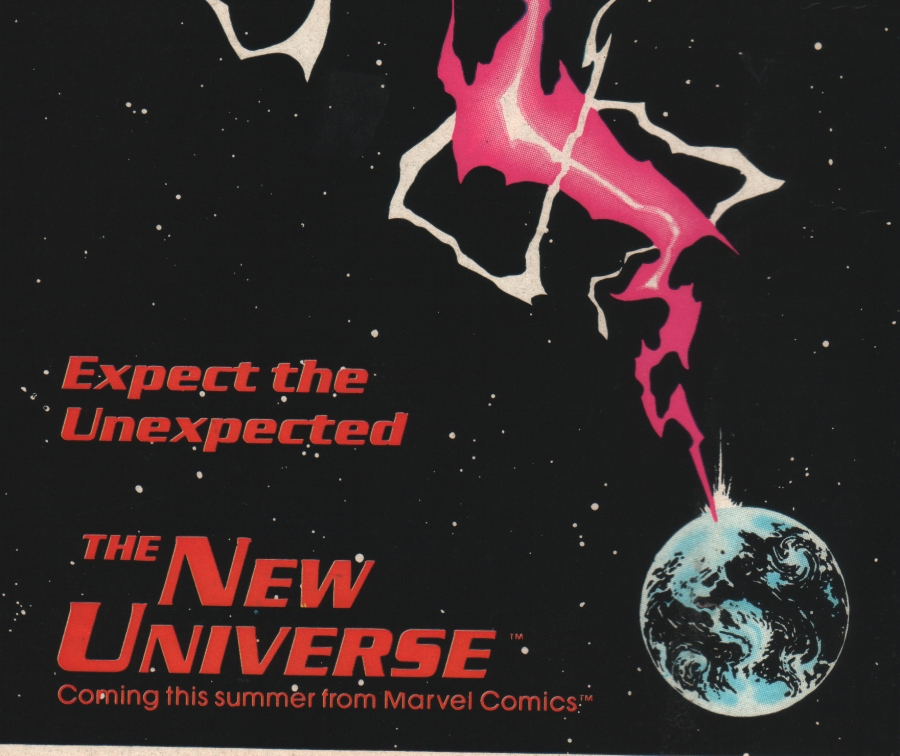 End of the Line: The New Universe, Part1