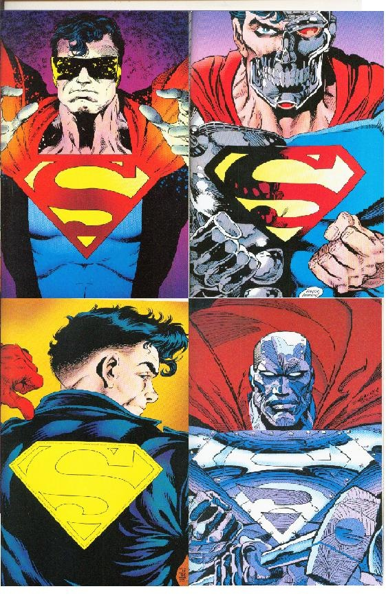 Superman: The Triangle Years, Part 3: Death, Reign, andRebirth