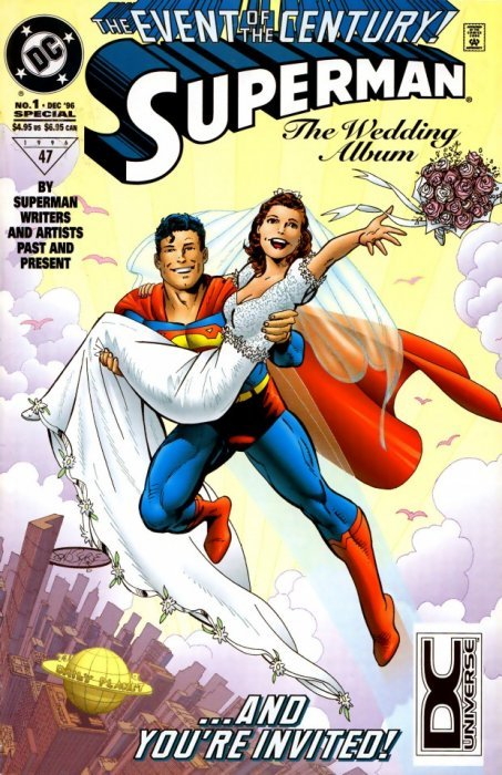Superman: The Triangle Years, Part 4 – Will They/Won't They