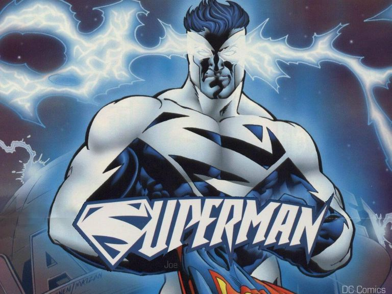 Superman: The Triangle Years, Part 5 – ElectricSlide