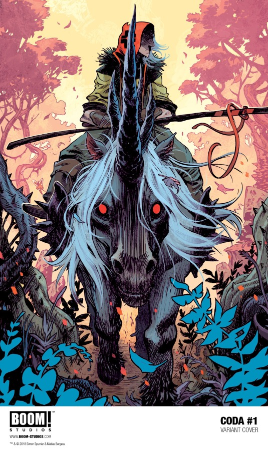 Coda #1 Review: Where has all the magicgone?