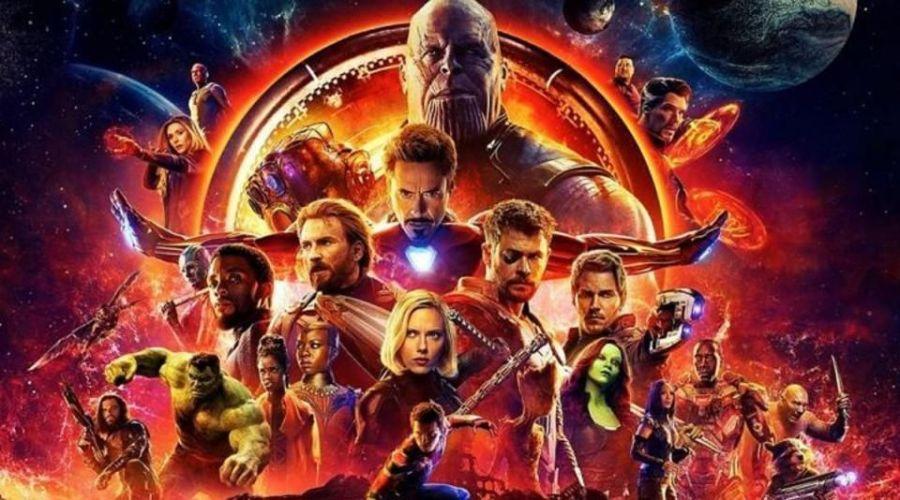 Avengers: Infinity War was pretty okay, Iguess.
