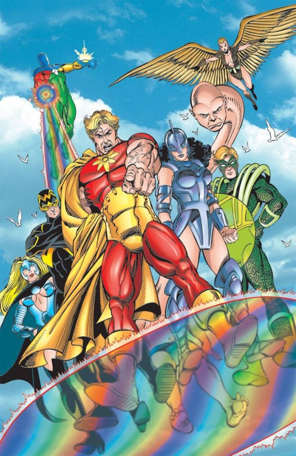 Squadron Supreme is better thanWatchmen
