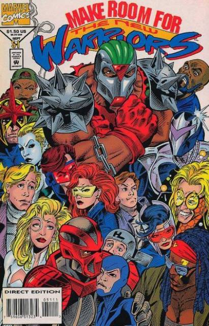 Why do people love the New Warriors? Part 1: A (Cult) Legend isBorn