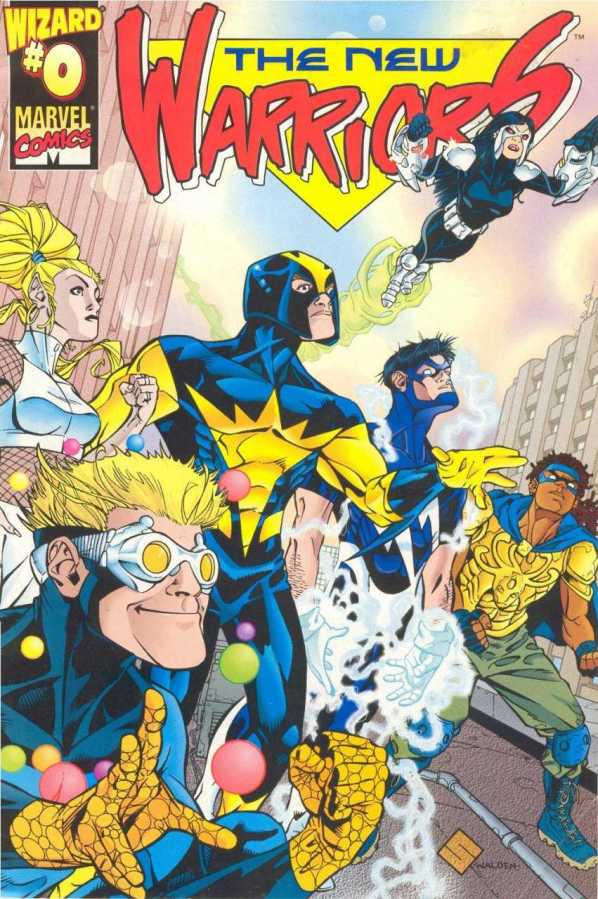 Why do people love the New Warriors? Part 5: Volume 2 coulda been acontender