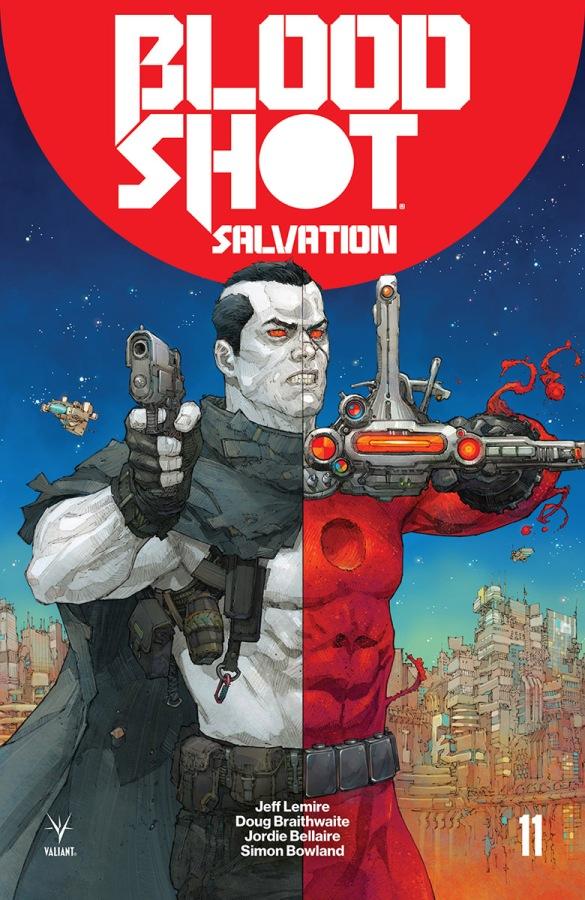 Valiant Preview: Bloodshot: Salvation#11