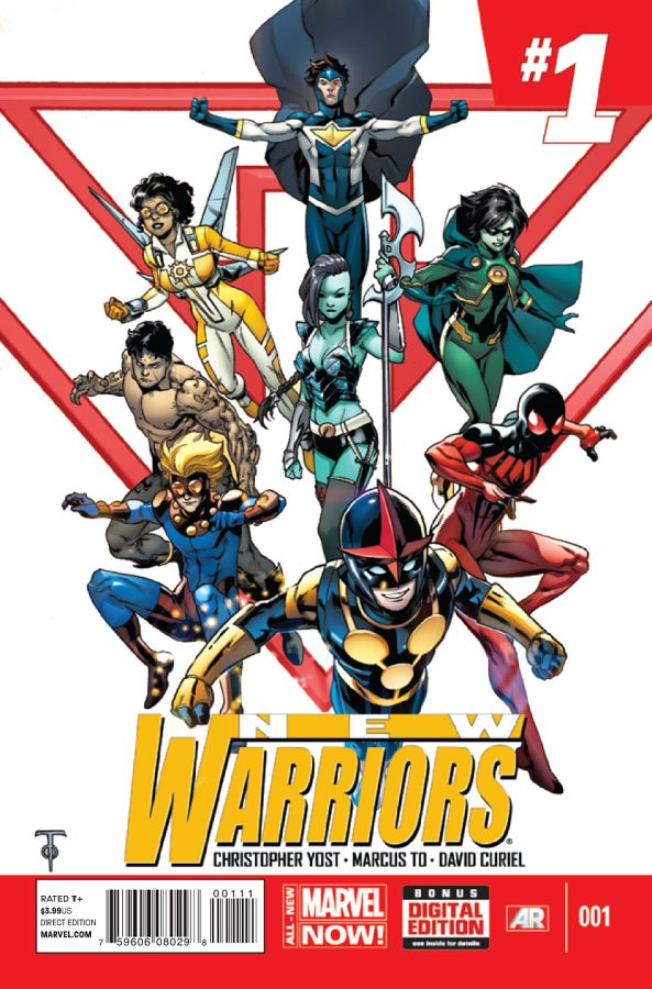 Why do people love the New Warriors? Part 7: The Old CollegeTry