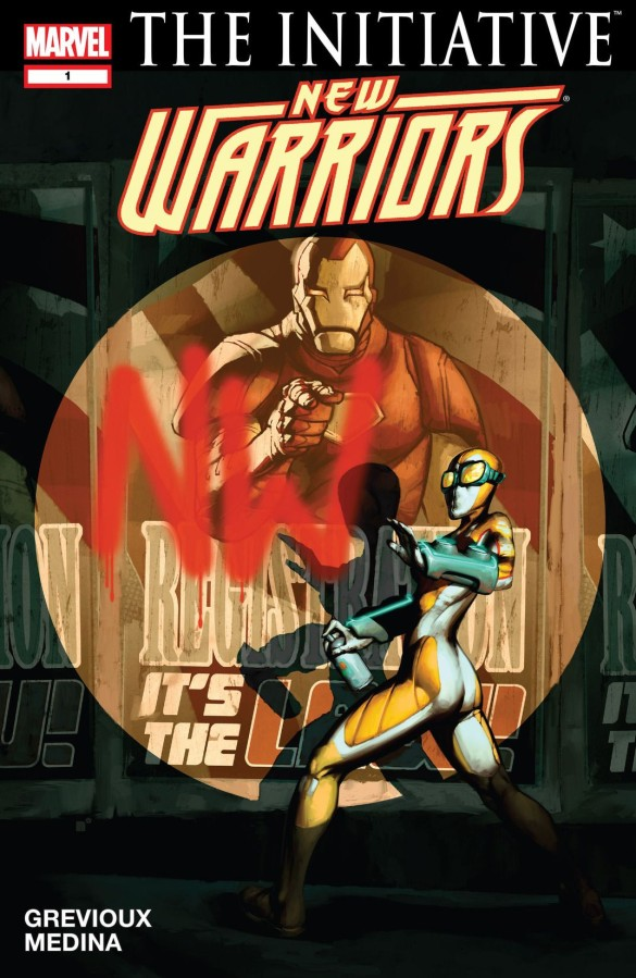 Why do people love the New Warriors? Part 6: What's in aname?