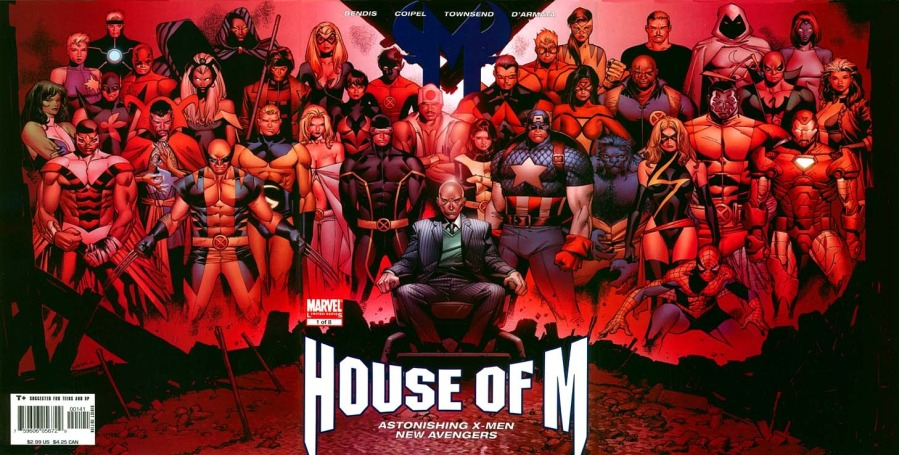 Mighty Marvel Crossover: House of M, House ofCards