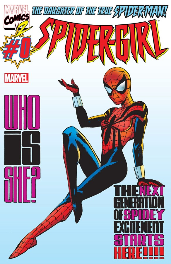 Hoo-Boy! MC2 is 20! Part One: Spider-girl and Her AmazingFriends