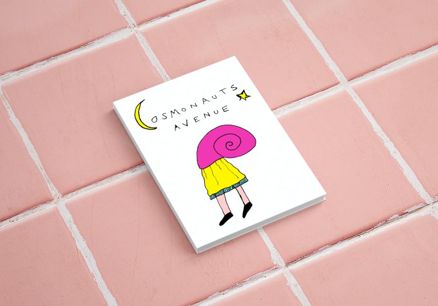 Cosmonauts Avenue Literary Anthology: New Issue andKickstarter