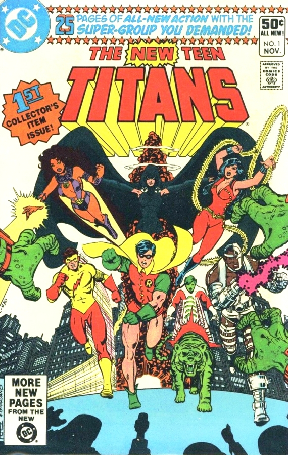 Titans Together Part 1: From Sidekicks toSuperstars