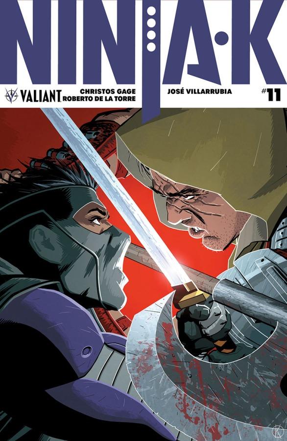 Preview: Ninja-K #11