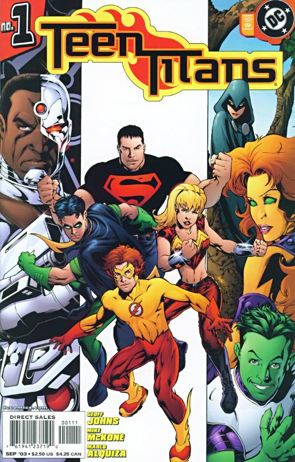 Titans Together Part 2: New vsTeen