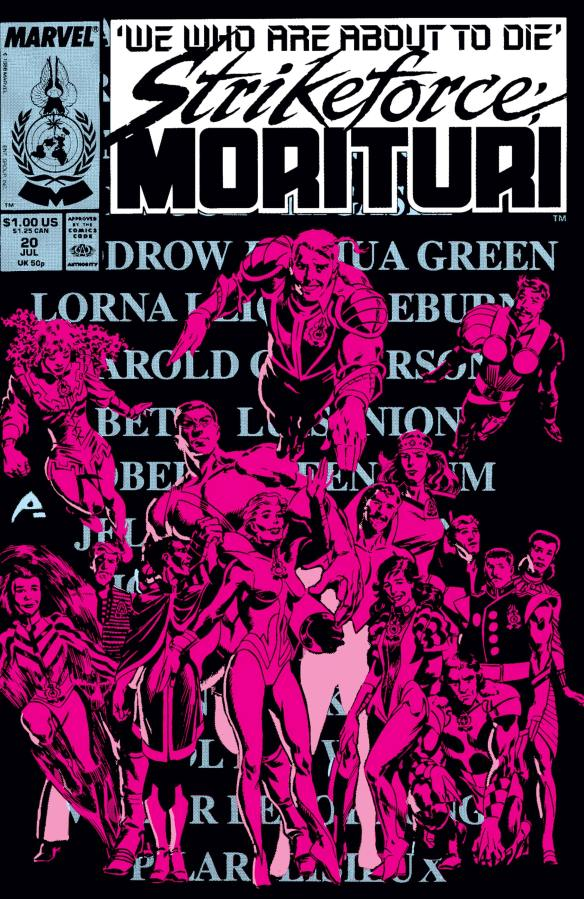 Strikeforce: Morituri is the Best Comic You've NeverRead