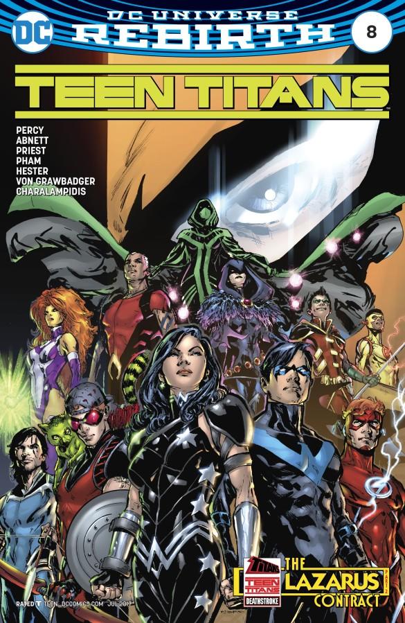 Titans Together Part 4: Reborn andRevitalized