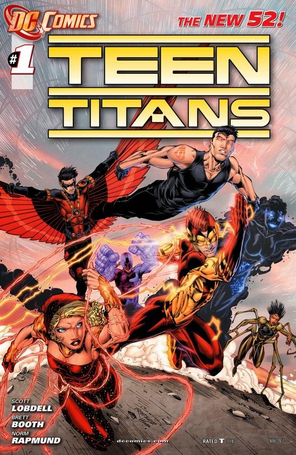 Titans Together Part 3: New52'd