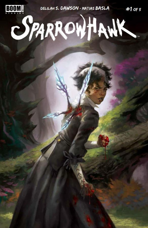 Advance Review: Sparrowhawk #1 is a great start to a wicked fairytale.