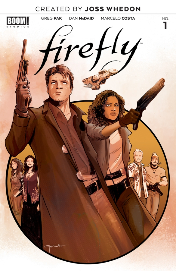 Advance Review: Firefly #1 is a Great First Step Back into the'Verse