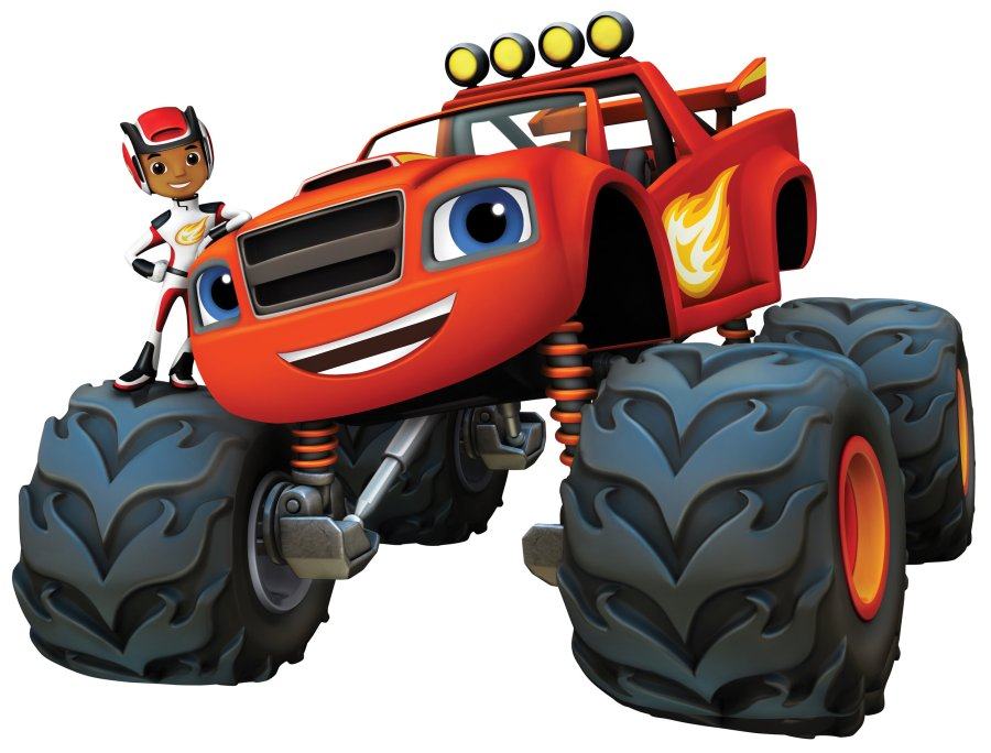 Kyle Reviews Cartoons: Blaze and the MonsterMachines
