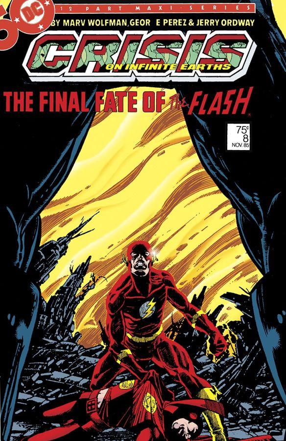 "Commence Ouroboros: DC's ""Crisis on Infinite Earths"" Part8"