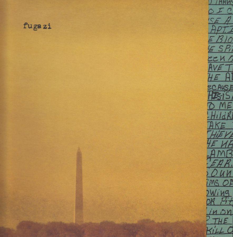 Discography: Fugazi, Part 4: In on theKilltaker
