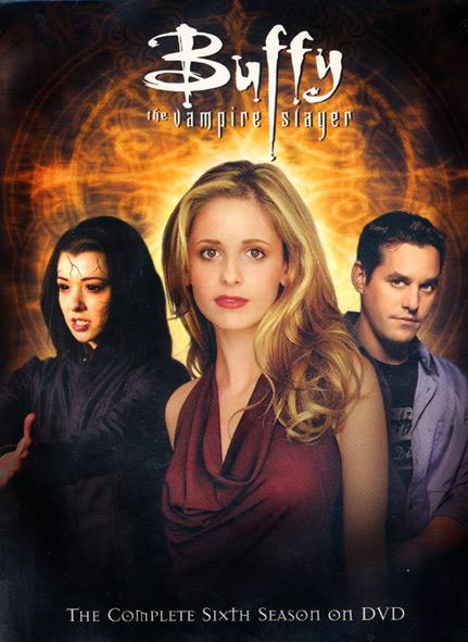 Rewatching Buffy: SeasonSix
